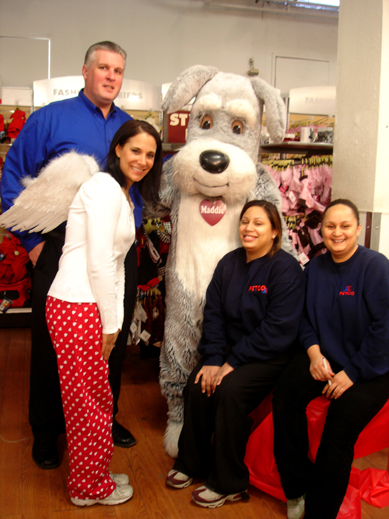 Petco Staff, Cupid and Maddie