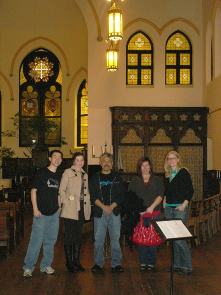 KittyKind Volunteers (Ken, Priscilla, Boni, Lori and Coralie)